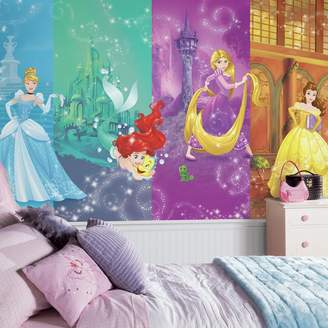 Mural Roommates Disney Princess Scenes Wall by RoomMates