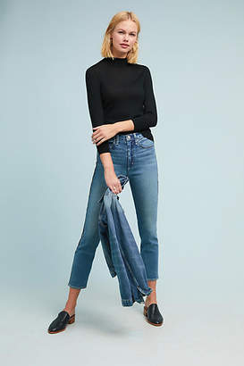 McGuire Ibiza High-Rise Skinny Cropped Jeans