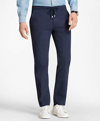 Brooks Brothers Canvas Stretch Drawstring Pants