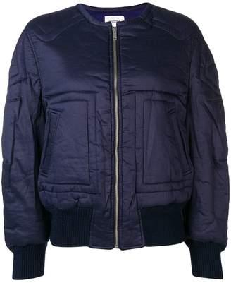 Etoile Isabel Marant round neck bomber jacket