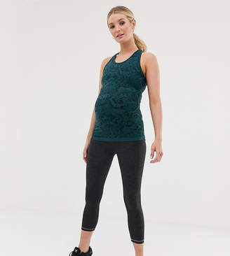 Mama Licious Mama.Licious Mamalicious maternity 3/4 sports legging