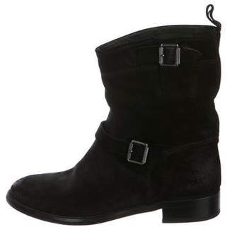 Belstaff Suede Ankle Boots