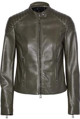 Belstaff Mollison Leather Biker Jacket