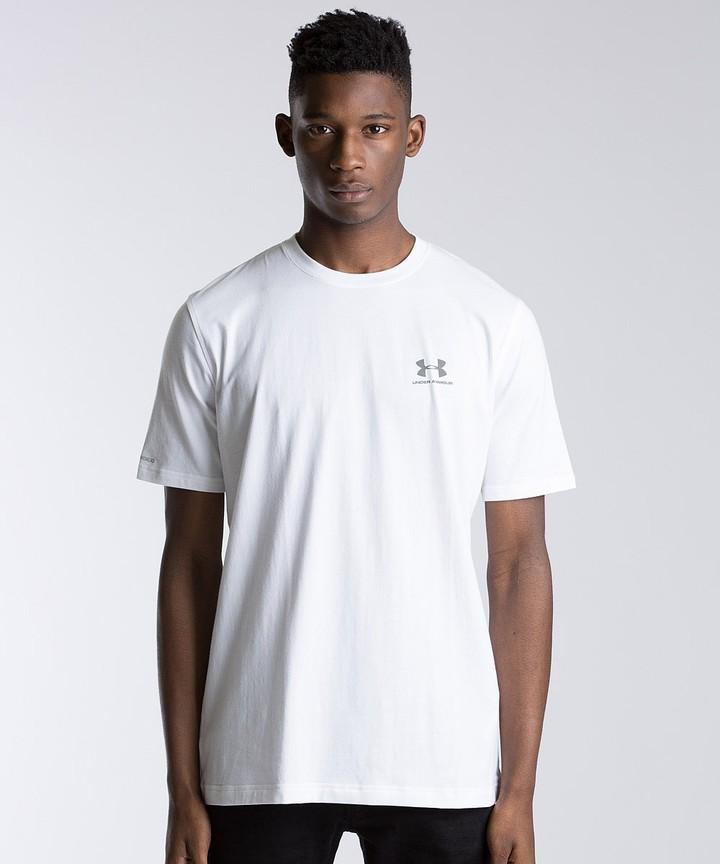 Under Armour UA Tech Cotton Short Sleeve T-Shirt