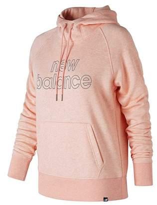 New Balance Women's Essentials Pullover Hoodie