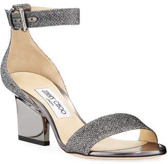 c120d61df97061 Jimmy Choo Gray Women s Sandals - ShopStyle