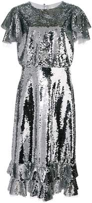 Sachin + Babi Lorelei sequined midi dress