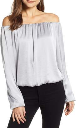 Bailey 44 Monaco Off the Shoulder Top