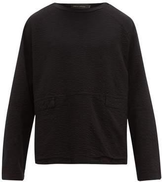 Craig Green Oversized Cotton Jersey Sweatshirt - Mens - Black
