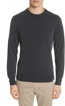 Norse Projects Magnus Combed Cotton Crewneck Sweater
