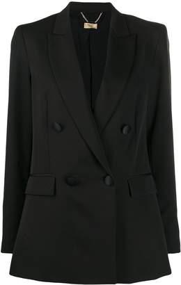 Liu Jo double-breasted straight-fit blazer