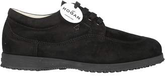 Hogan Laced-up Oxford Shoes