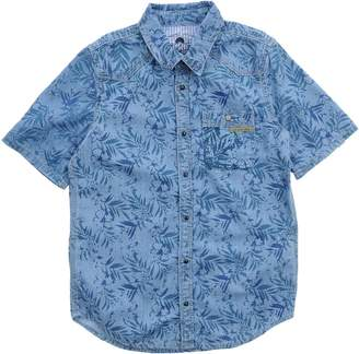 Pepe Jeans Denim shirts - Item 42578959SL