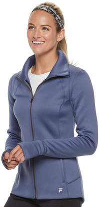 Fila Sport Women's SPORT Fleece Thumb Hole Jacket