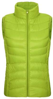 Vedem Women's Winter Ultra Light Down Vest Gilet Coat (M, )