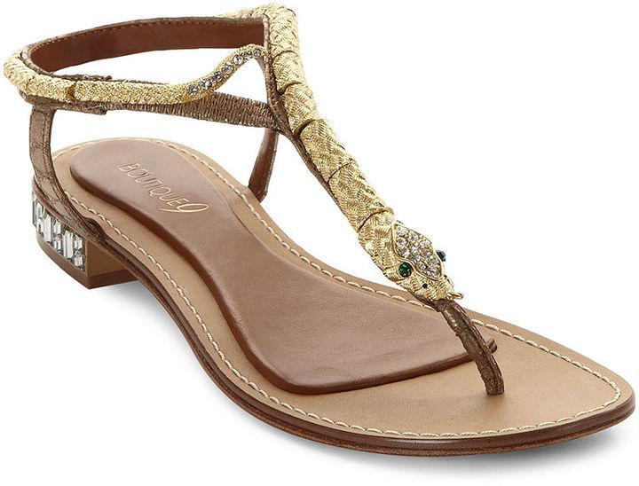 Boutique 9 Shoes, Barbiera Thong Sandals