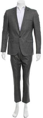 Calvin Klein Collection Silk & Wool Two-Piece Suit