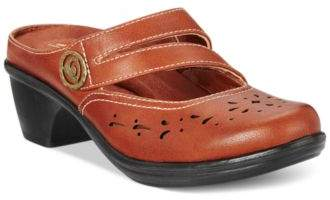 Easy Street Shoes Columbus Mules
