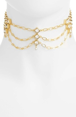 Women's Jules Smith Tulum Layered Choker $95 thestylecure.com