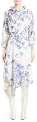 Women's Vetements Floral Print Dress $1,950 thestylecure.com