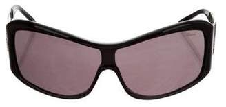 Chopard Logo Tinted Sunglasses