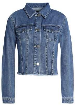 Nicholas Frayed Denim Jacket