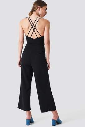 Na Kd Trend Double Strap Jumpsuit