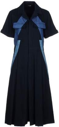 Neil Barrett Knee-length dresses