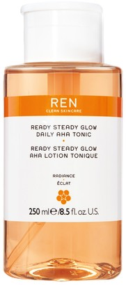 REN Ready Steady Glow Aha Tonic Toner