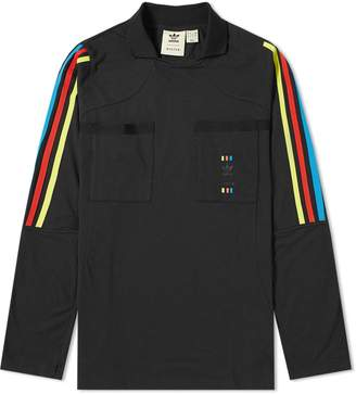 adidas Consortium x Oyster Holdings Long Sleeve 48 Hour Tee