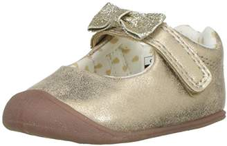 Carter's Every Step Kids' Stage 1 Girl's Crawling Shoe Sarah Mary Jane Flat