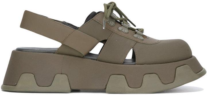 CamperCamper platform sandals