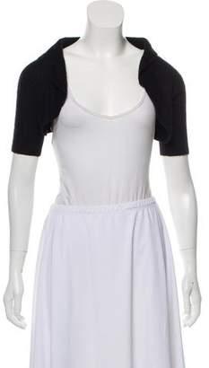 Lela Rose Cashmere Knit Shrug