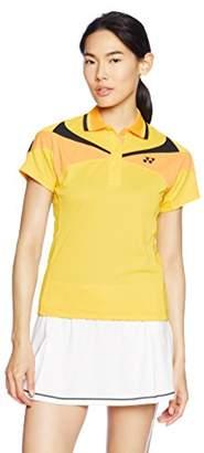 Yonex (ヨネックス) - (ヨネックス) YONEX LADIES レディースシャツ(スリムロングタイプ) 20261 450 コーンイエロー M