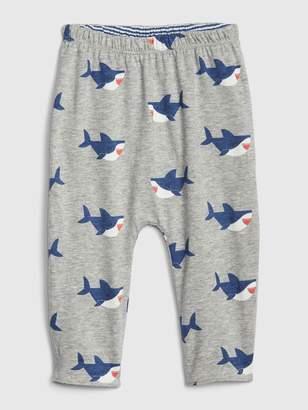 Gap Baby Shark Reversible Pull-On Pants