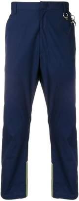 Prada high-rise tech trousers