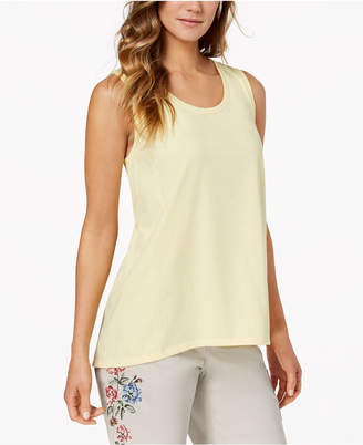Style&Co. Style & Co High-Low Top, Created for Macy's