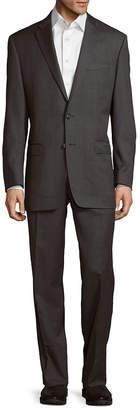 Lauren Ralph Lauren Regular Fit Wool Suit
