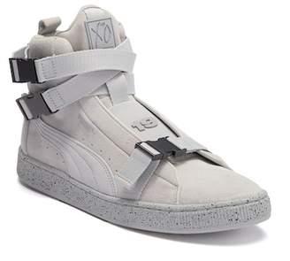 Puma Suede Classic x The Weeknd High-Top Sneaker