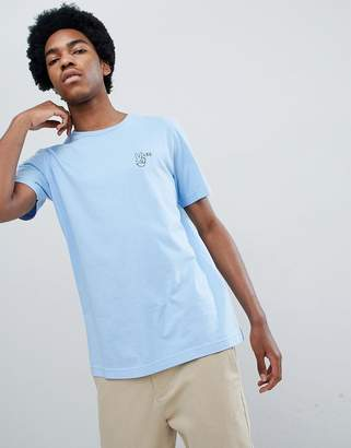 Lee peace logo t-shirt