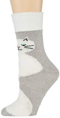 MIXIT Mixit 1 Pair Slipper Socks - Womens