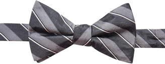 Ryan Seacrest Distinction Men's Matera Stripe Pre-Tied Bow Tie