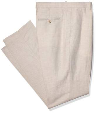 Perry Ellis Men's Big and Tall Pant
