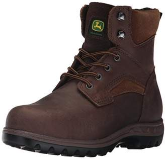 John Deere Women's JD3694 Ankle Boot 8 Wide US