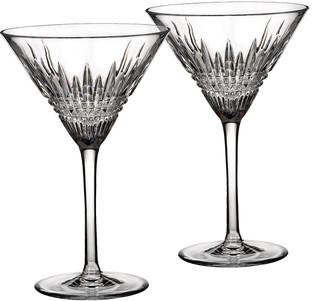 Waterford Crystal Lismore Diamond Martini Glasses, Set of 2