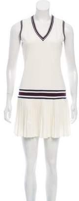 Tory Sport V-Neck Tennis Dress