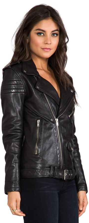 BLK DNM Leather Jacket 8
