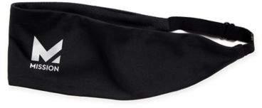 Mission HydroActive LD Headband in Black