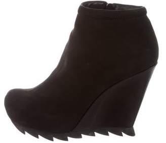 Camilla Skovgaard Platform Wedge Boots