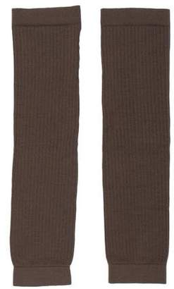 Rick Owens Virgin Wool Arm Warmers